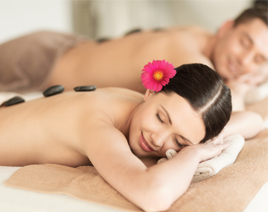 Couples Relaxing Oil Massage package