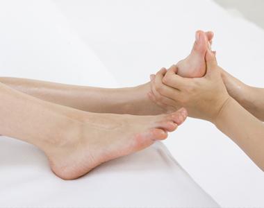 Foot, Neck, Head or Shoulder  Massage